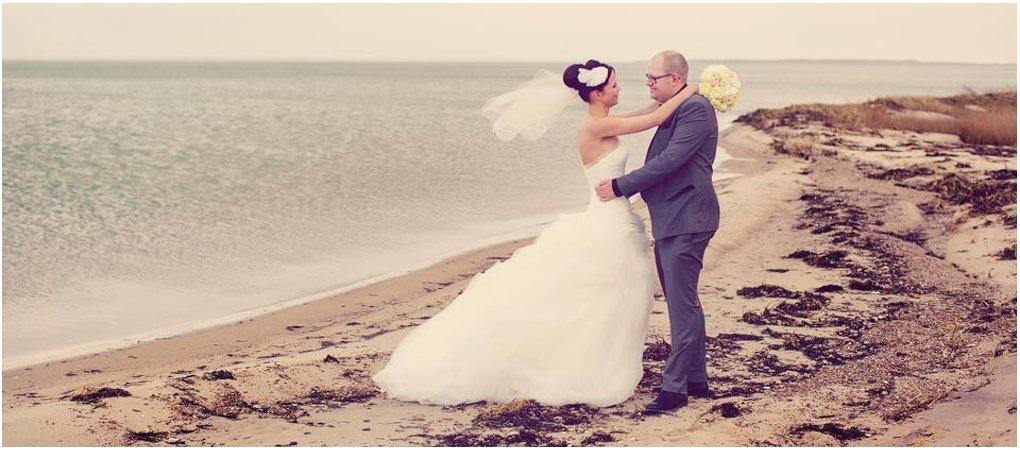 Bryllup med gode udsigter<br>