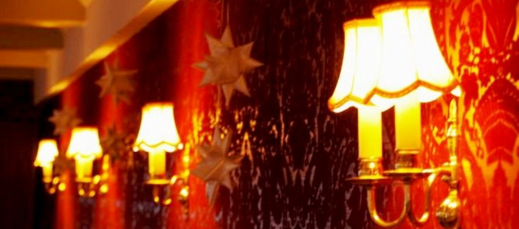 &Aring;ret hyggeligste julefrokost<br>