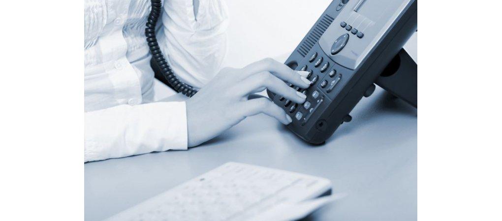 Telefon ude af drift